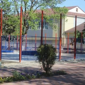 К осени обновлённый парк в Новопавловске станет точкой притяжения горожан (фото 10)