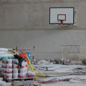 Cтарейшая школа Новопавловска продолжает преображаться