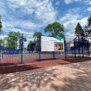 Работы по благоустройству центра Новопавловска вступили в финальную стадию (фото 3)