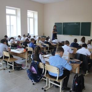 Работы по ремонту Новопавловской средней школы №2 завершены (фото 7)