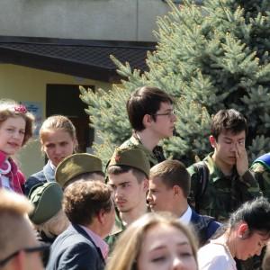 """Патриотическая акция """"72 секунды тишины"""" (фото 9)"""