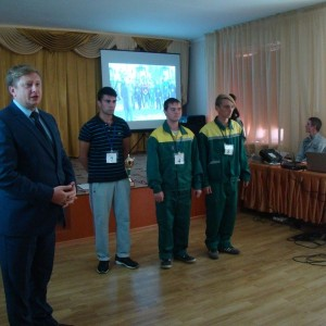 Краевая олимпиада трактористов-машинистов (фото 5)