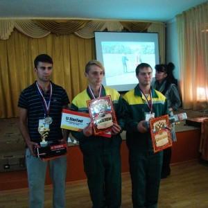 Краевая олимпиада трактористов-машинистов (фото 6)