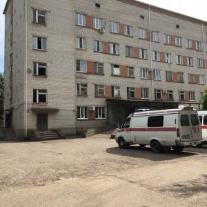Кировская центральная районная больница, ГБУЗ СК (Кировская ЦРБ)