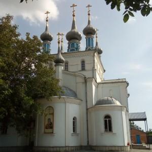 Церковь иконы Владимирской Божией Матери