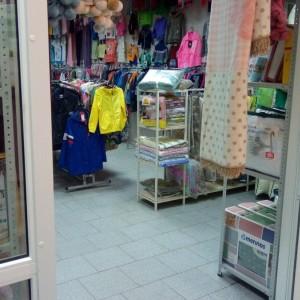 Магазин одежды (ИП Мишина И.П.)