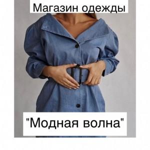 Модная волна, магазин женской одежды (ИП Старченкова Н.П.)