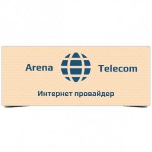 Arena Telecom, интернет-провайдер (ИП Кузнецов Михаил Геннадьевич)