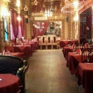 На Каштановой, кафе-бар