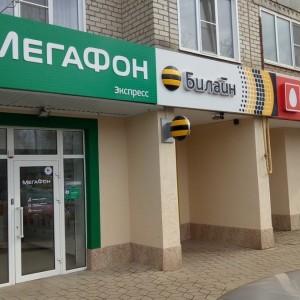 Мегафон, салон связи (ИП Батанин В.В.)