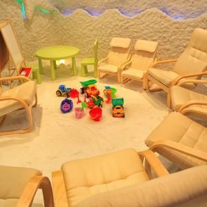 Ас-соль, соляная комната (фото 4)