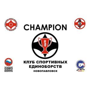 Чемпион, клуб спортивных единоборств