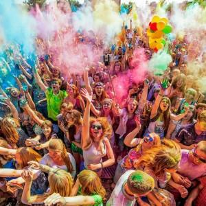 Всероссийский фестиваль красок (фото 7)