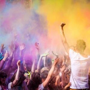 Всероссийский фестиваль красок (фото 4)