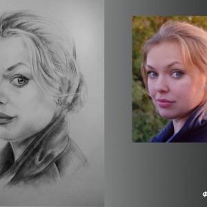 Рисую по фотографии (фото 1)