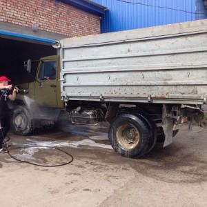 Мойка грузовых авто