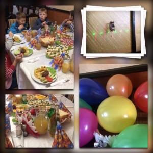 Проведение детских дней рождения (фото 2)