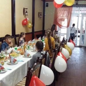 Проведение детских дней рождения (фото 1)