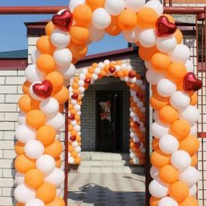 Оформление праздничных мероприятий (фото 2)
