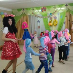 Проведение детских праздников