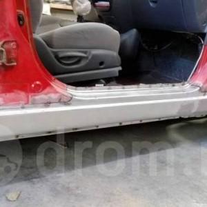 Сварочные работы легкового авто (фото 2)