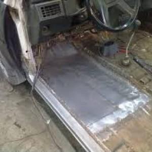 Сварочные работы легкового авто (фото 3)