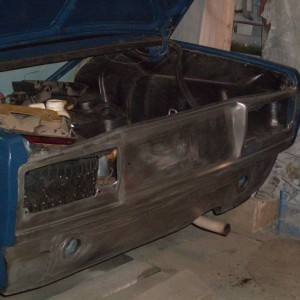 Сварочные работы легкового авто (фото 6)